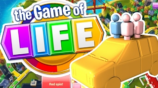 RICHEST MAN IN THE WORLD - THE GAME OF LIFE (Board Game)