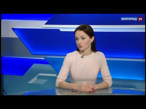 Елена Слесаренко, председатель комитета молодежной политики Волгоградской области