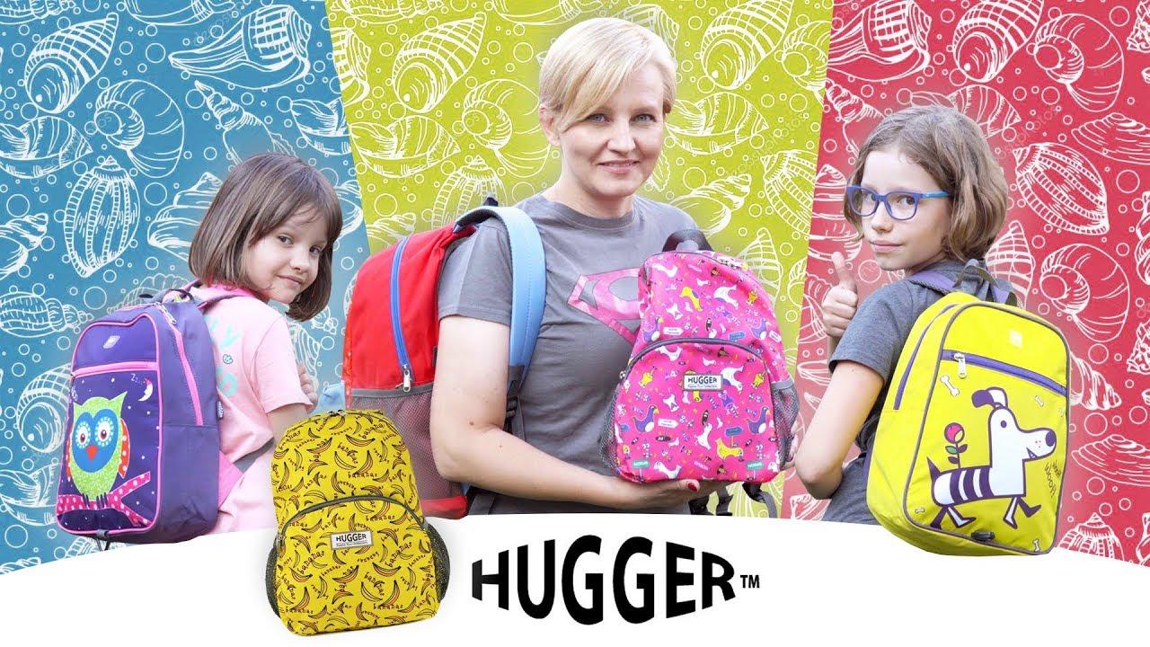 Plecak na wakacyjne podróże, HUGGER