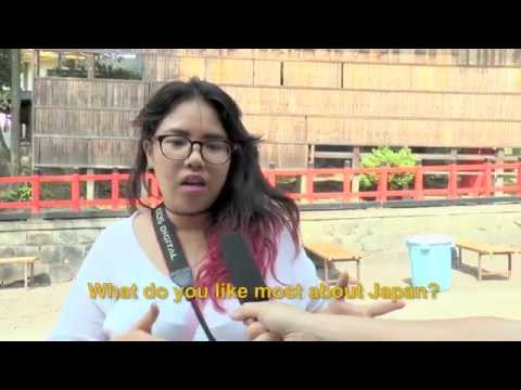 Travelers' Voice of Kyoto:FUSHIMI INARI Area Interview 008
