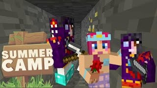 SUMMER CAMP! | With Kim & Amy! | Ep.10 She's A GOLD DIGGER! ! | Amy Lee33