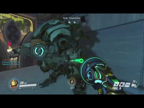 [overwatch twitch] 28 - Watching the Ranked mode (just kidding)