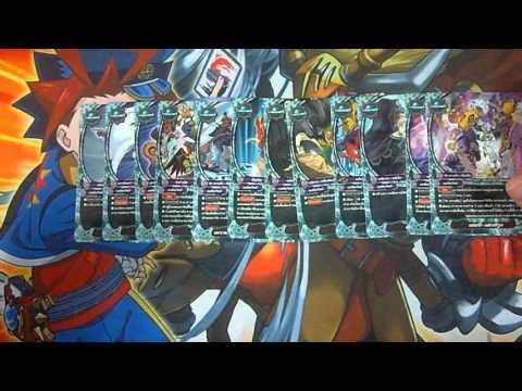 INBOX [BuddyFight] ตอนที่ 6 แกะกล่องดูการ์ดต่างๆ ใน BFT-ฺBT01-2 : Dragon Chief โดยพี่ชินจ้า