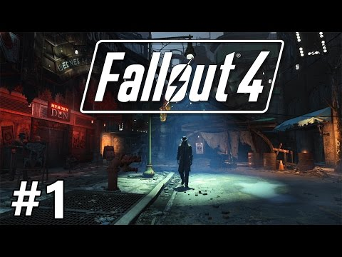 Sips Plays Fallout 4 - (2/8/2016) #1
