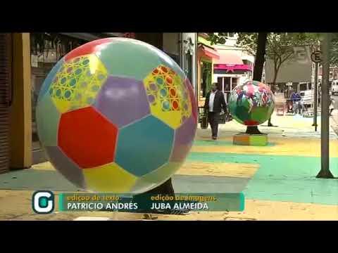 Entrevista Football Parade Junho 2018