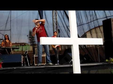 Show da banda Canal da Graça na JDJ Vargem Grande do Sul 2013