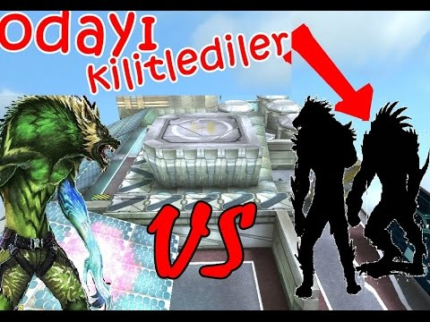 Video ODAYI KİLİTLEDİLER !!-1 VS 2 KURT KURDA OYNADIM download in MP3, 3GP, MP4, WEBM, AVI, FLV January 2017