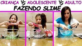Video CRIANÇA VS ADOLESCENTE VS ADULTO FAZENDO SLIME MP3, 3GP, MP4, WEBM, AVI, FLV Juni 2019