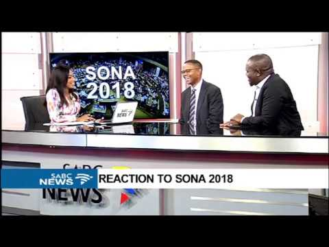 #SONA2018: Business and political analysis