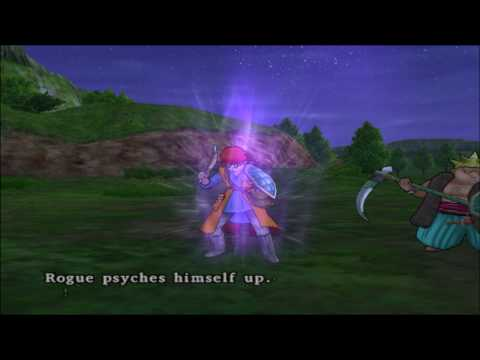 Dragon Quest VIII 8 - Gameplay HD