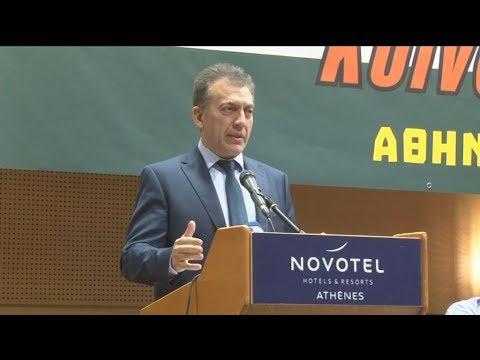 Γ. Βρούτσης: Το 2020 το ένα τρίτο των νέων συντάξεων θα εκδίδονται ψηφιακά
