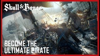 Skull & Bones: Co-op Piracy and Betrayal in the Hunting Grounds | Interview | Ubisoft [NA] by Ubisoft