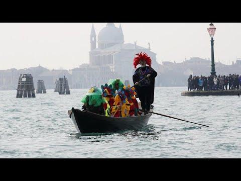 Karneval in Venedig: Absage nach 2 Toten und 129 Infi ...