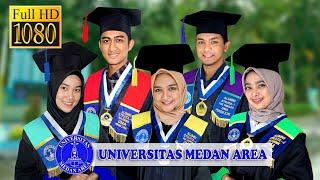 VIDEO PROFIL UNIVERSITAS MEDAN AREA