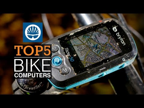 Top 5 - Bike Computers