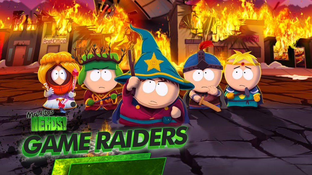 Game Raiders - South Park: The Stick of Truth
