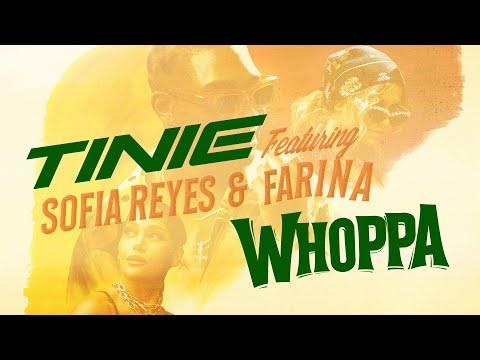 Tinie - Whoppa Lyric Video (feat. Sofia Reyes and Farina)