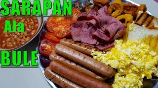 Video BANGKRUT GUA!! Mukbang Sarapan Termahal | Sarapan Bule | English Breakfast MP3, 3GP, MP4, WEBM, AVI, FLV Desember 2018