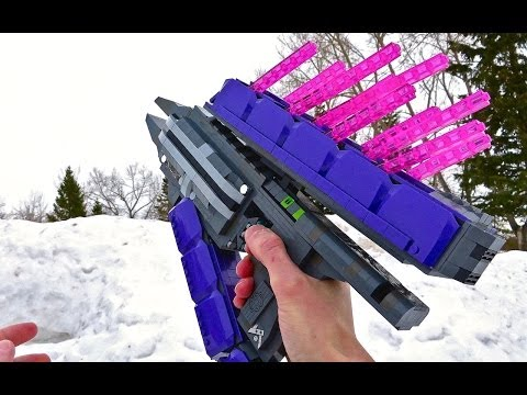 LEGO Needler - Halo