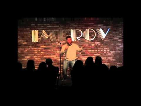 Steve Simeone @ the Irvine Improv