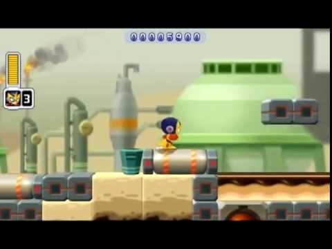 Megaman Powered Up Elecman Playthrough Part 3