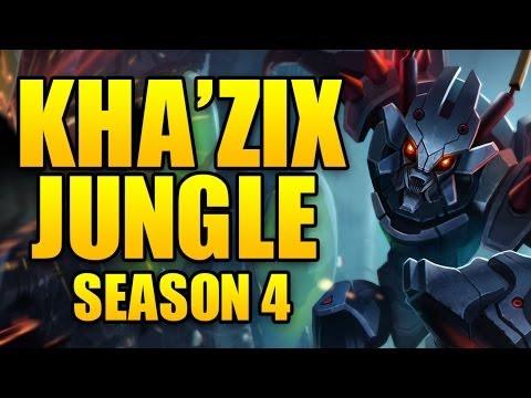 KhaZix Jungle - Carry Like Nightblue3 Kha'Zix Jungle