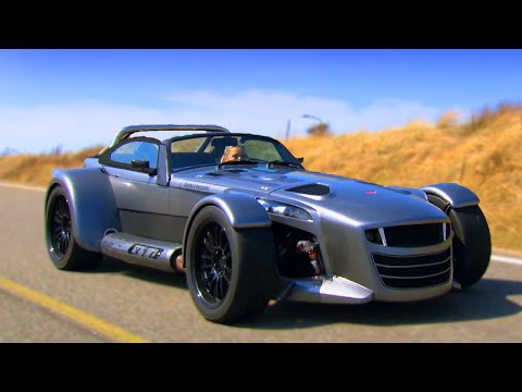Vicki Tests The Donkervoort D8 GTO – Fifth Gear