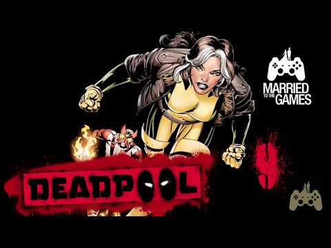 Deadpool Walkthrough Gameplay Part 9 - Rogue