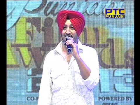 PTC PUNJABI FILM AWARDS 2013 WINNER (DEBUT MALE)