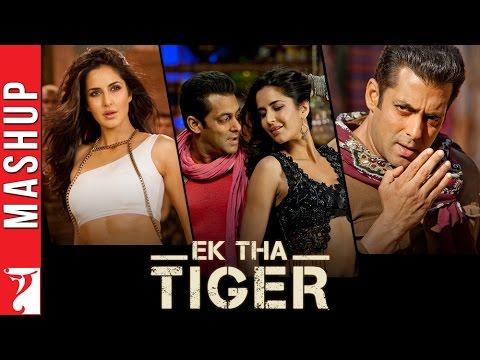 Ek Tha Tiger - Mash Up - Salman Khan | Katrina Kai