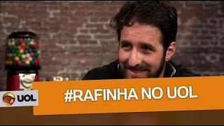 #RafinhaNoUOL: Humorista fala de carreira, Wanessa Camargo e novos projetos