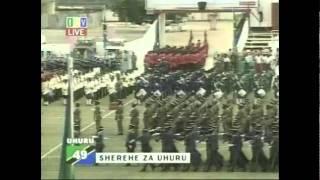 Gwaride la Uhuru -