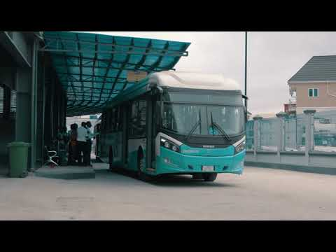 Transport For Lagos COWRY CARD - How to use the Cowry Card