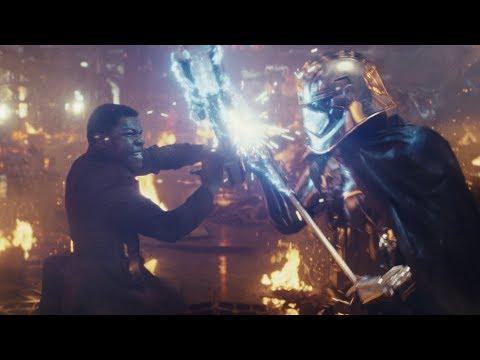 Star Wars The Last Jedi BLU-RAY BONUS Clips