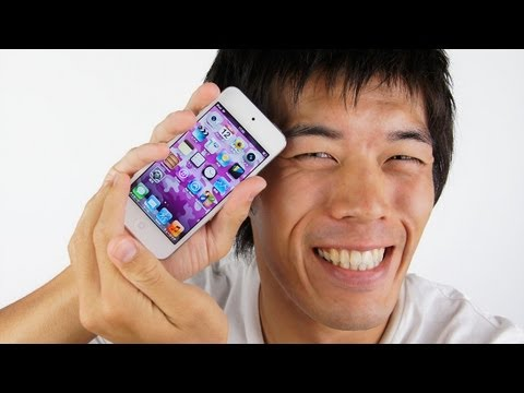 ipod Touch - BLOG: http://bit.ly/Ovu5DS 第5世代のiPod...