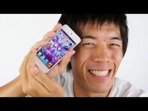 ipod Touch - BLOG: http://bit.ly/Ovu5DS 第5世代のiPod...