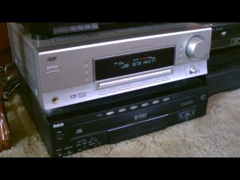 Solar Powered – Home Stereo Entertainment System w/ Bose Surround! – DIY solar system – easy to make