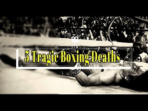 5 Tragic Boxing Deaths