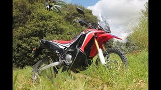 7. CRF250L Rally Ownership First Impressions Review