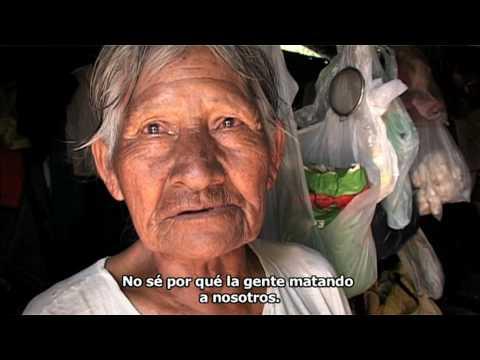 OCTUBRE PILAGÁ, relatos sobre el silencio - Trailer