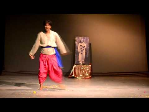 Deva Shri Ganesha.. Dance by Sonu - Meher Spectrum (Celebration night) MbYAS 2015
