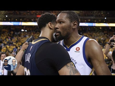 Video: Something or nothing: AD to Warriors, Durant max deal | Jalen & Jacoby