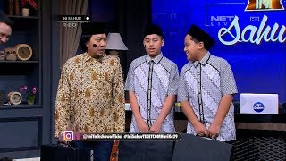 Video Komeng Kaget Anak-anaknya Nyusul Ke Studio - INI SAHUR 14 JUNI 2018 (2/7) MP3, 3GP, MP4, WEBM, AVI, FLV September 2018