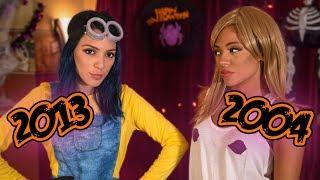 Video Popular Halloween Costumes Through the Years!! Niki and Gabi MP3, 3GP, MP4, WEBM, AVI, FLV Maret 2018