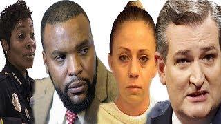Amber Guyger Fired & Renee Hall Answers Full Details + Ted Cruz   Botham Jean
