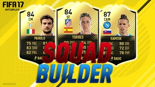 FIFA 17 Squad Builder - HOW IS HE SO GOOD?!? w/ IF Torres, SIF Hamsik + IF Parolo! ► Follow me on Twitter! http://twitter.com/HuttonPlays ► Check out my prev...