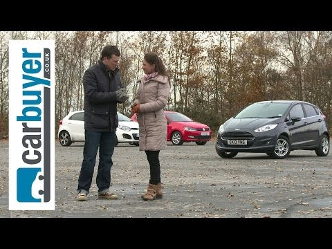 Best small cars – Ford Fiesta vs VW Polo vs Kia Rio – CarBuyer