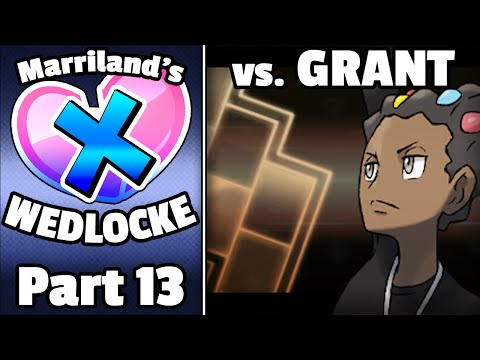 Pokémon X Wedlocke, Part 13: Taken For Grant-ed!