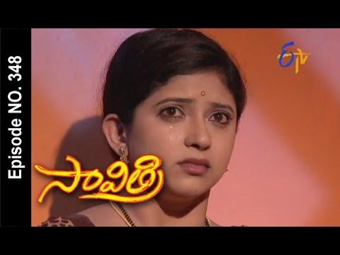 Savithri--14th-May-2016--సావిత్రి-–-Full-Episode-No-348
