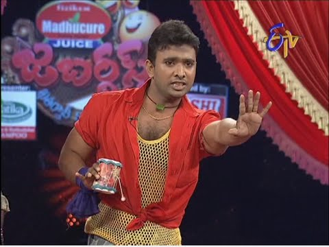 Jabardasth - ????????? - Adhire Abhinay Performance on 25th September 2014 26 September 2014 07 AM